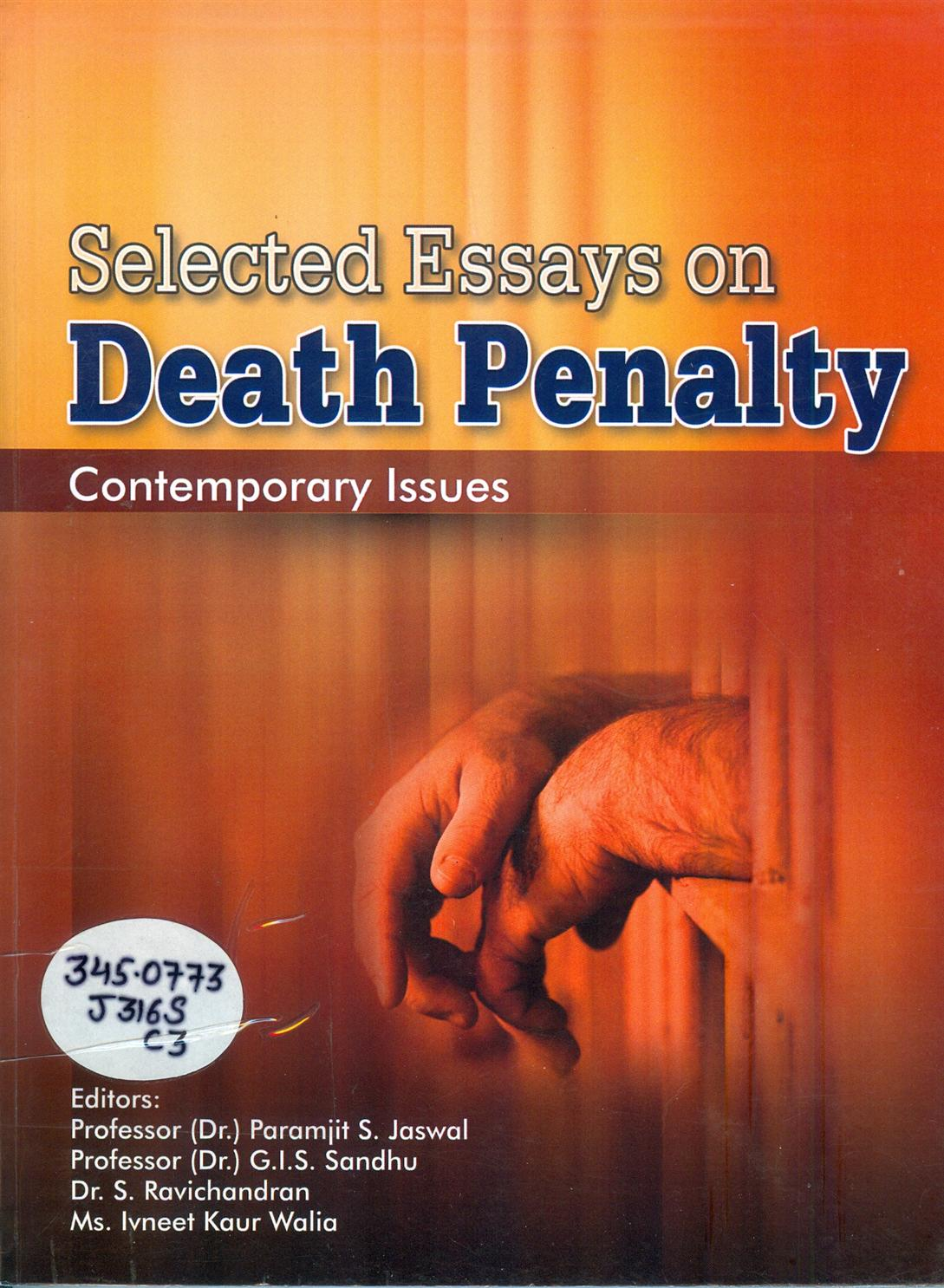 death penalty contemporary issues Read this essay on contemporary issues-death penalty come browse our large digital warehouse of free sample essays get the knowledge you need in order to pass your classes and more.
